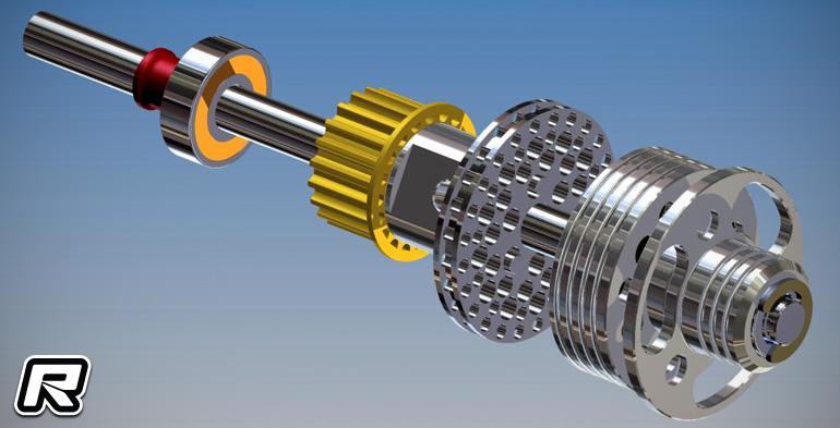 Capricorn ARC R8.0 Xlight 2-speed gearbox kit