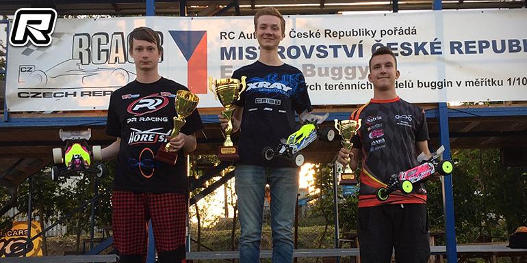 Czech National 1/10 Buggy Championship Rd6 – Report