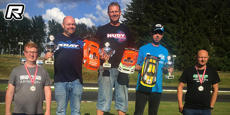 Claus Ryeskov wins at Danish 200mm National Rd3