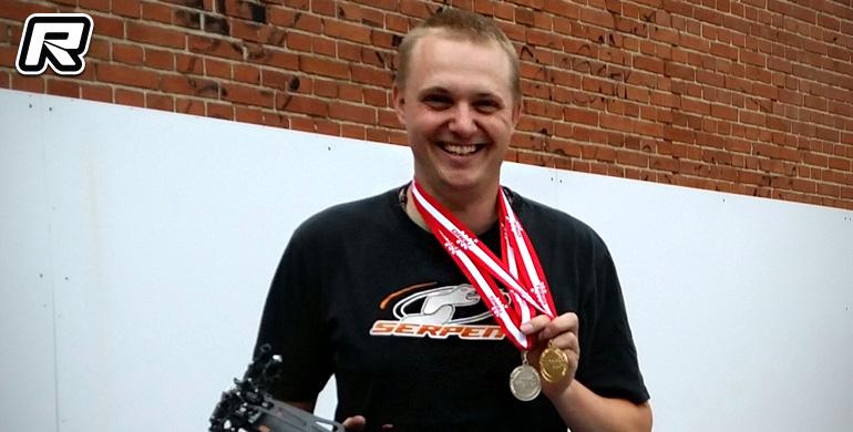 Nicolai Nielsen takes Danish Stock TC national title