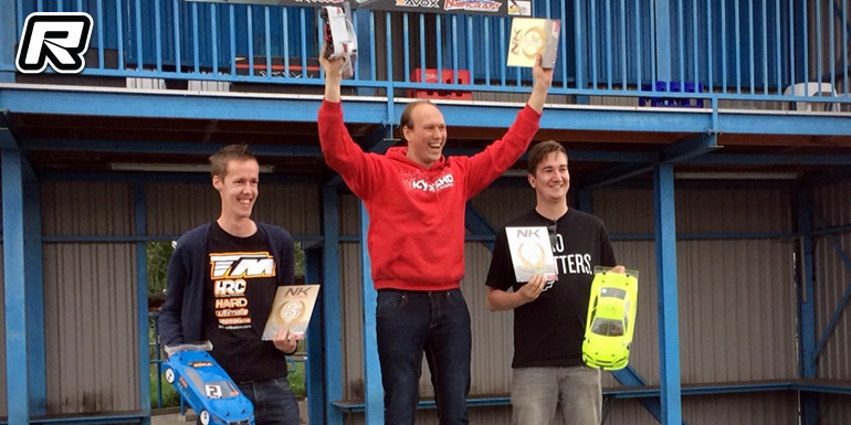 Sybrand de Boer wins at Dutch EP On-road Nats Rd6