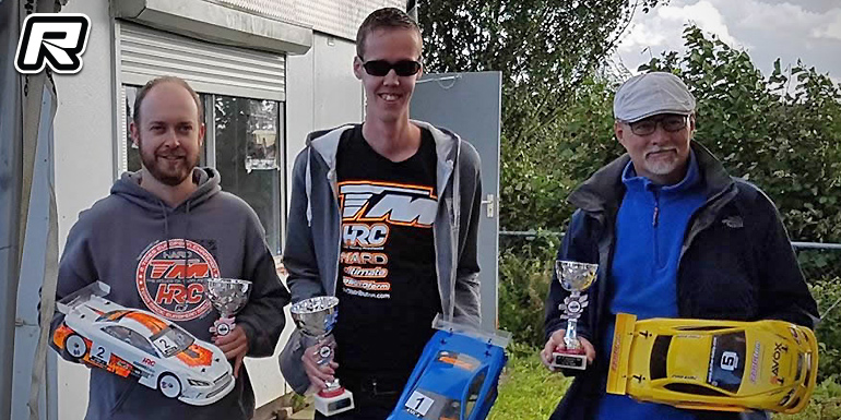 Rob Janssen takes win at Dutch Nationals Rd5