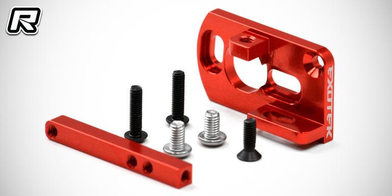 Exotek Micro RS4 hubs & Mini 8ight-T motor mount