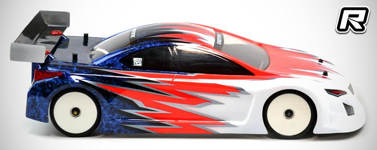 Exotek RX2 LCG 190mm touring car bodyshell
