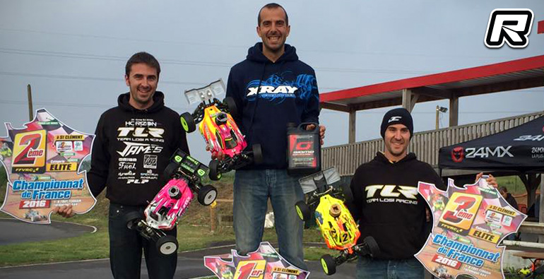 Aigoin wins French Buggy finale as Savoya takes title