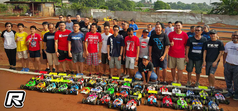 Wicaksono wins rain-affected Graha Raya Fun Race