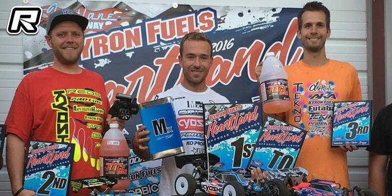 Tebo sweeps Byron Fuels Heartland Off-Road Challenge