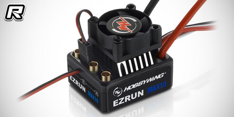 Hobbywing EzRun Max10 ESC & 36xx sensorless motors