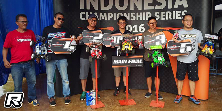 Jason Nugroho wins Indonesia Buggy Champs Rd4