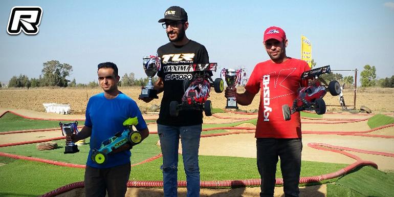 Ofir Avitan wins at Israeli Buggy Championship opener