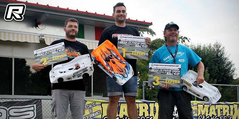 Salemi & Canton take 2016 Italian 1/8th on-road titles