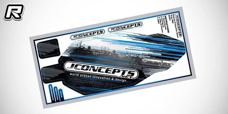 JConcepts XB2 pre-cut chassis protective sheet