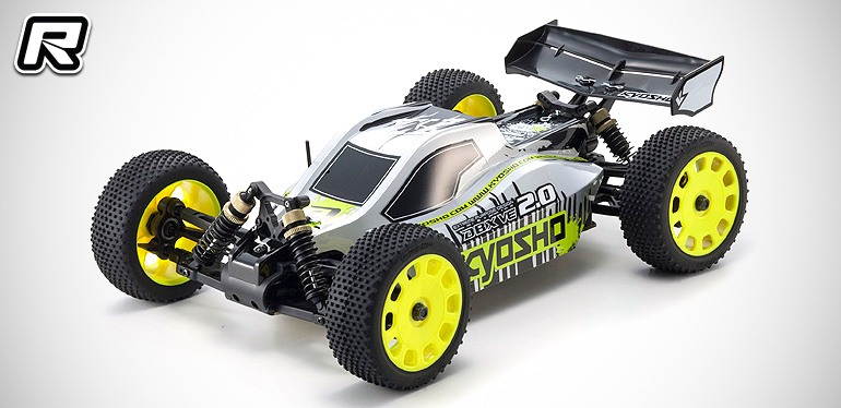 Kyosho DBX VE 2.0 1/10th E-buggy ReadySet kit