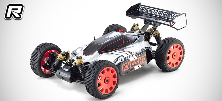 Kyosho Inferno VE ReadySet 1/8th E-Buggy