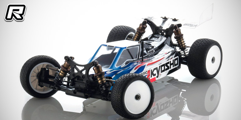 Kyosho Lazer ZX6.6 4WD off-road buggy kit