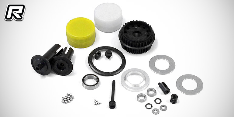 Kyosho Optima ball differential kit