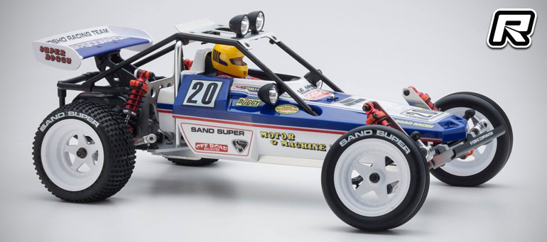 Kyosho reveal more Turbo Scorpion re-re images