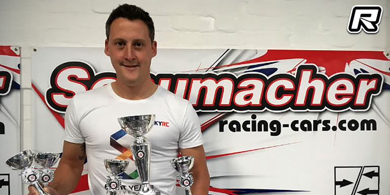Matt Owen wins British Short Course Nationals