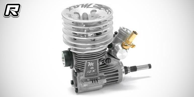 Max Power XP3.9 World Edition .12 nitro engine