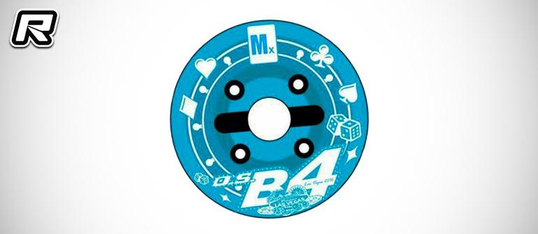 Maxima Mx B4 .21 nitro off-road engine