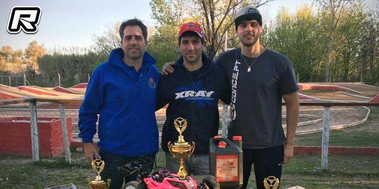 Nicolas Bregante wins at Metropolitan Race Rd3