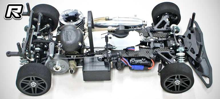 Mugen MTX-6R 1/10th 200mm nitro touring car