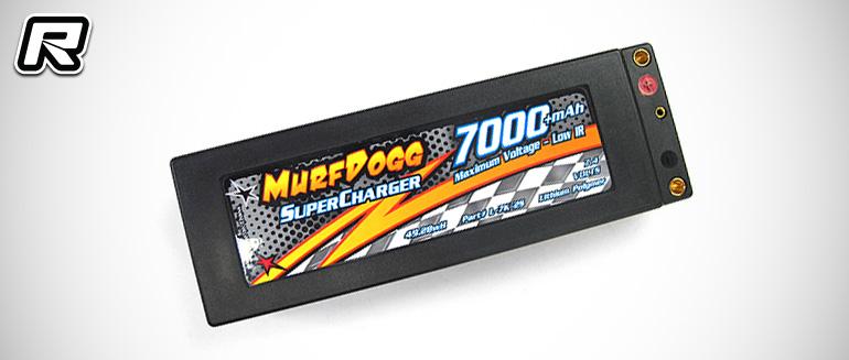 Murfdogg SuperCharger 7000mAh LiPo battery pack