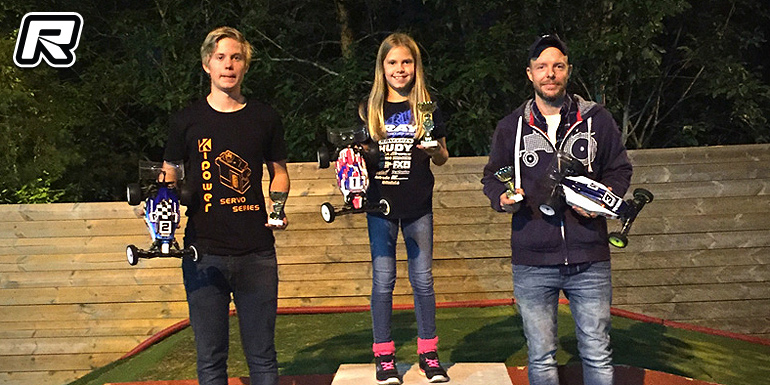 Malin Karlsen wins OMK Fall Classic Series Rd1
