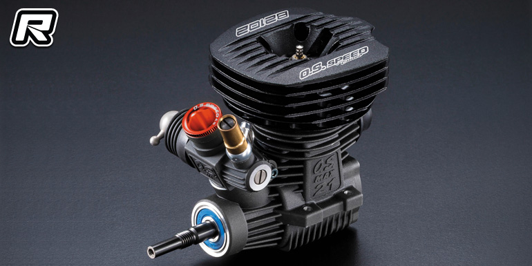 O.S. Speed B2102 low-profile buggy engine