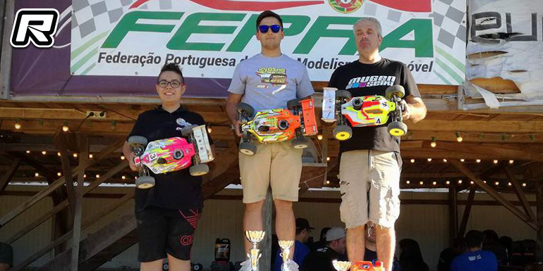 Joao Figueiredo takes Portuguese regional champs
