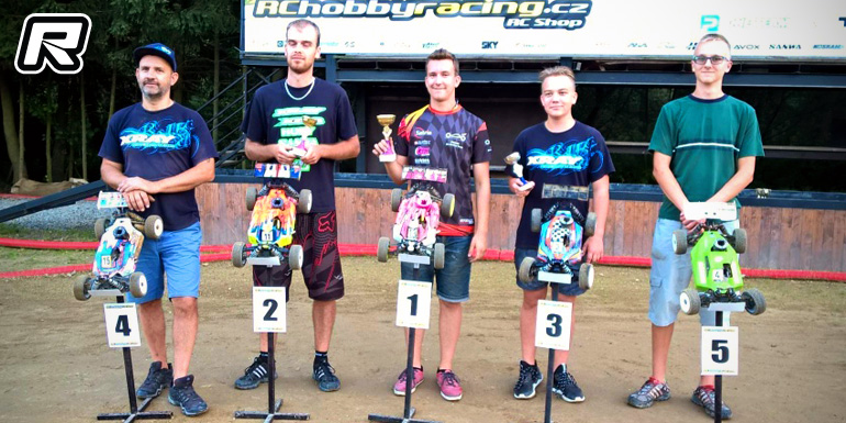 Ales Bidovsky doubles at RC-Hobby Racing Cup Rd5