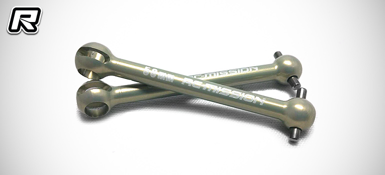 RC-Mission T4 & BD7 alloy rear dogbones