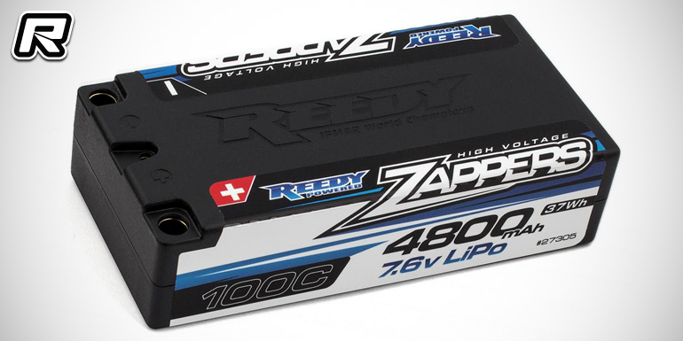 Reedy Zappers LiHV & LiPo shorty battery packs