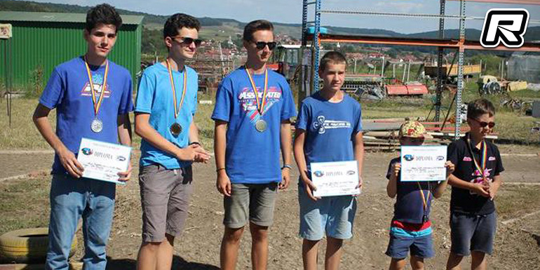 Zsolt & Tibor sweep Romanian Short Course Nationals