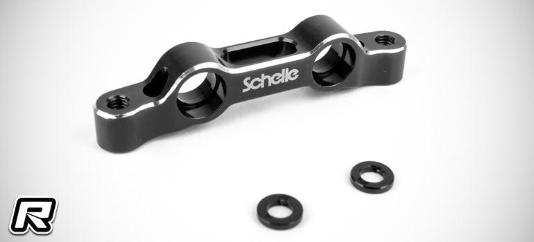 Schelle B6-series aluminium steering rack