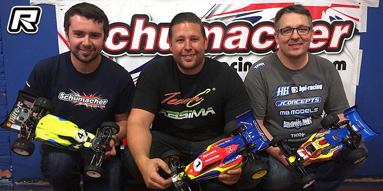 Schumacher Indoor Masters Rd1 – Report