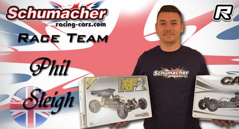 Phil Sleigh teams up with Schumacher