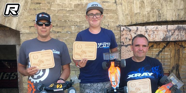 Grainer, Toth & Brandstatter win at Slovakian Nats Rd5