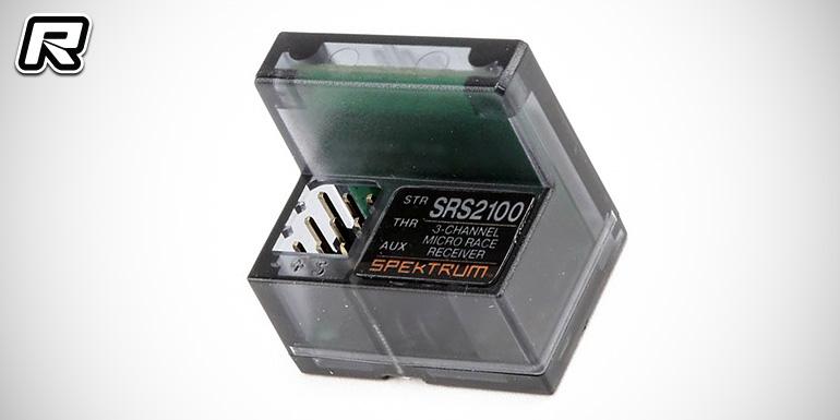 Spektrum SRS2100 DSMR micro race receiver