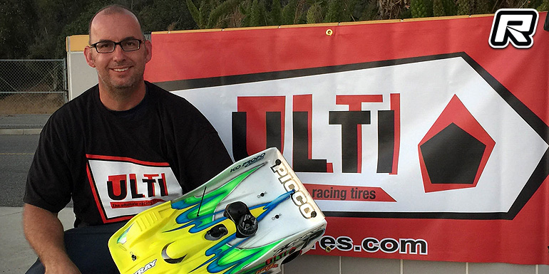 Mike Swauger signs with Ulti Tires