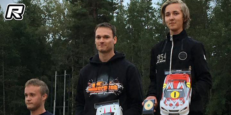 Lucas Knutsson wins Swedish Cup finale