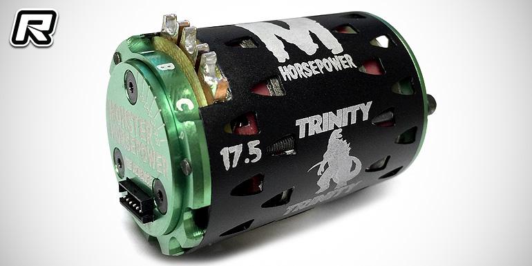 Trinity Monster Horsepower Spec brushless motors