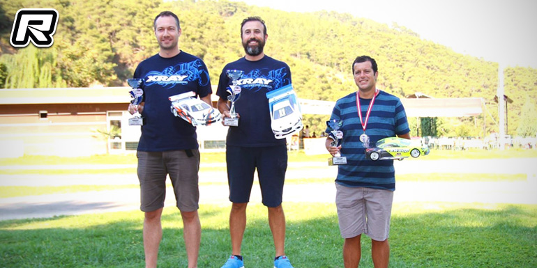 Xray Turkish On-road Championships Rd6 – Report