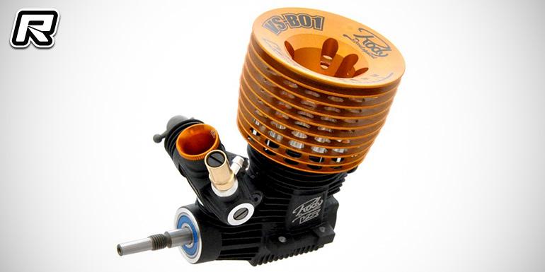 VS Racing VS-B01 .21 nitro off-road engine
