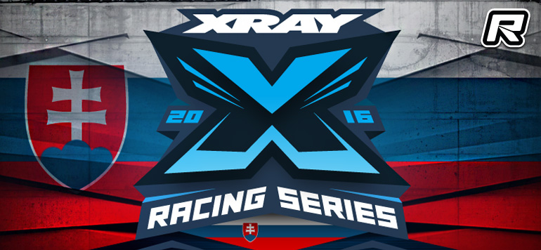 Xray Racing Series Slovakia – Announcement