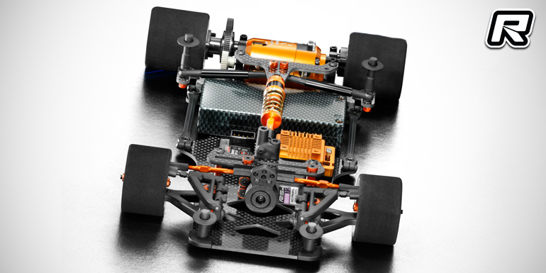 Xray X12'17 1/12th scale pan car kit
