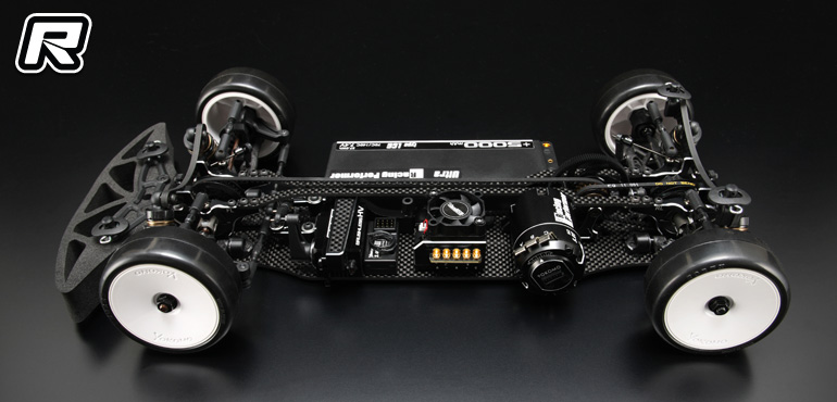 Yokomo BD8 1/10th 4WD touring car kit