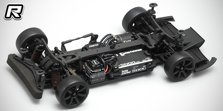 Red Rc Rc Car News Yokomo Yd 4mr Mid Motor Awd Drift Car Kit