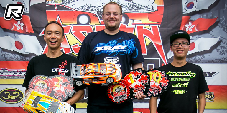 Asian Onroad Championships Rd4 – Report