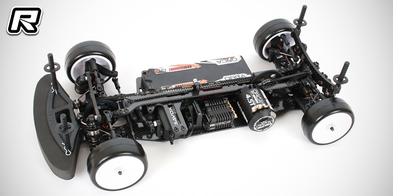 ARC R11 2017 electric touring car kit
